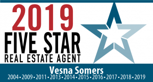 five star real estate agent vesna somers
